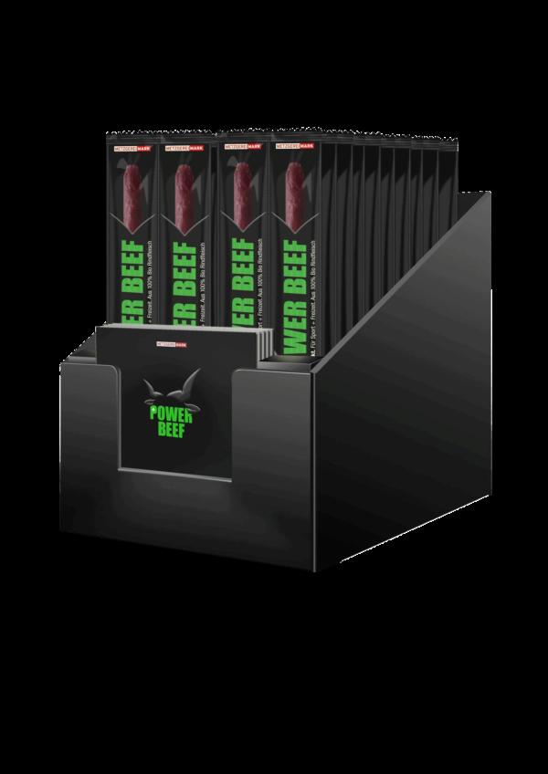 Bio POWER BEEF Box à 20 Pack-0